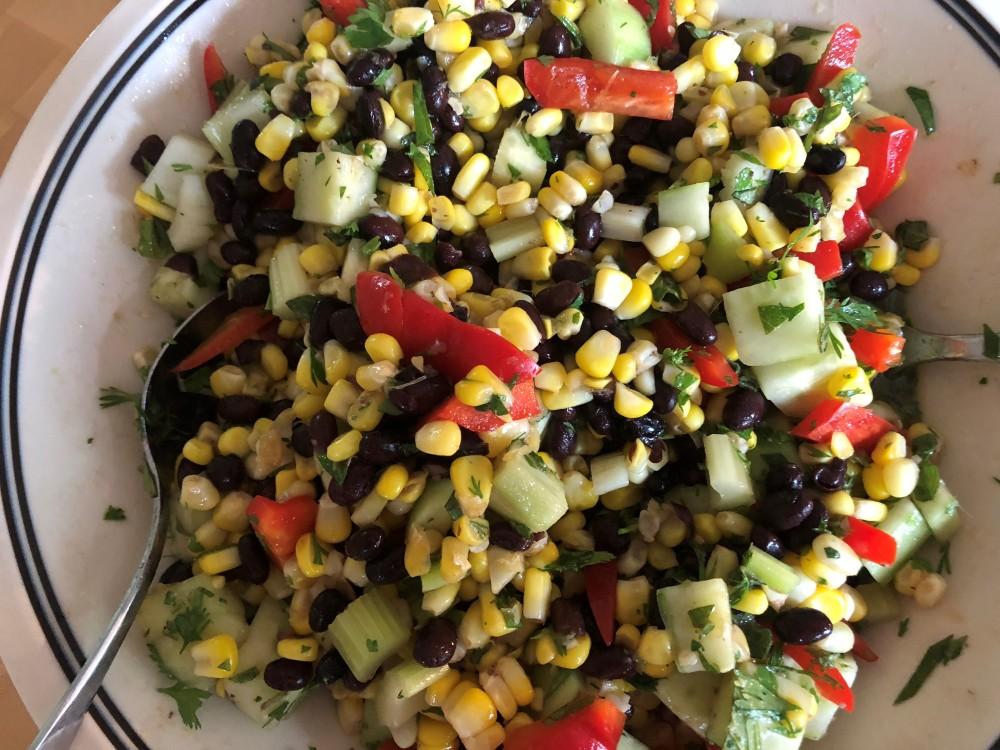 corn black