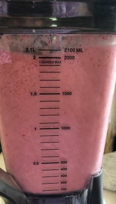 strawberry smootie 3